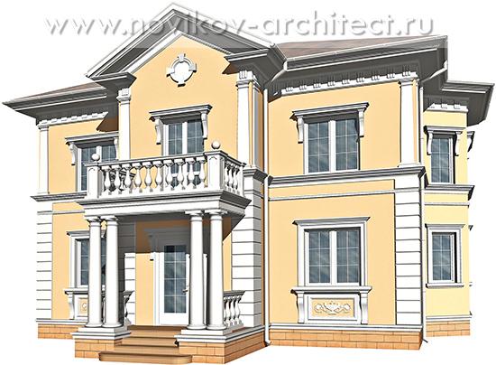 Дизайн фасадов проект