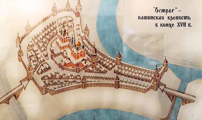 структуру средневекового