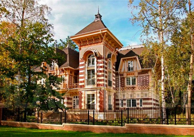 ffbb1a5cb35810 Примеры Викторианского стиля в архитектуре / Блог архитектора Новикова